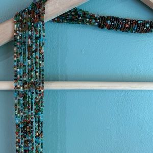 Beaded Belt / Scarf / Necklace
